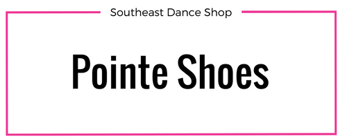 Online store Pointe Shoes Southeast Dance Shop