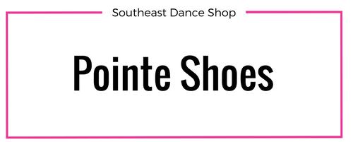 Online_store_Pointe_Shoes_Southeast_Dance_Shop