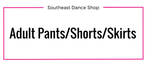 Adult Pants/Shorts/Skirts