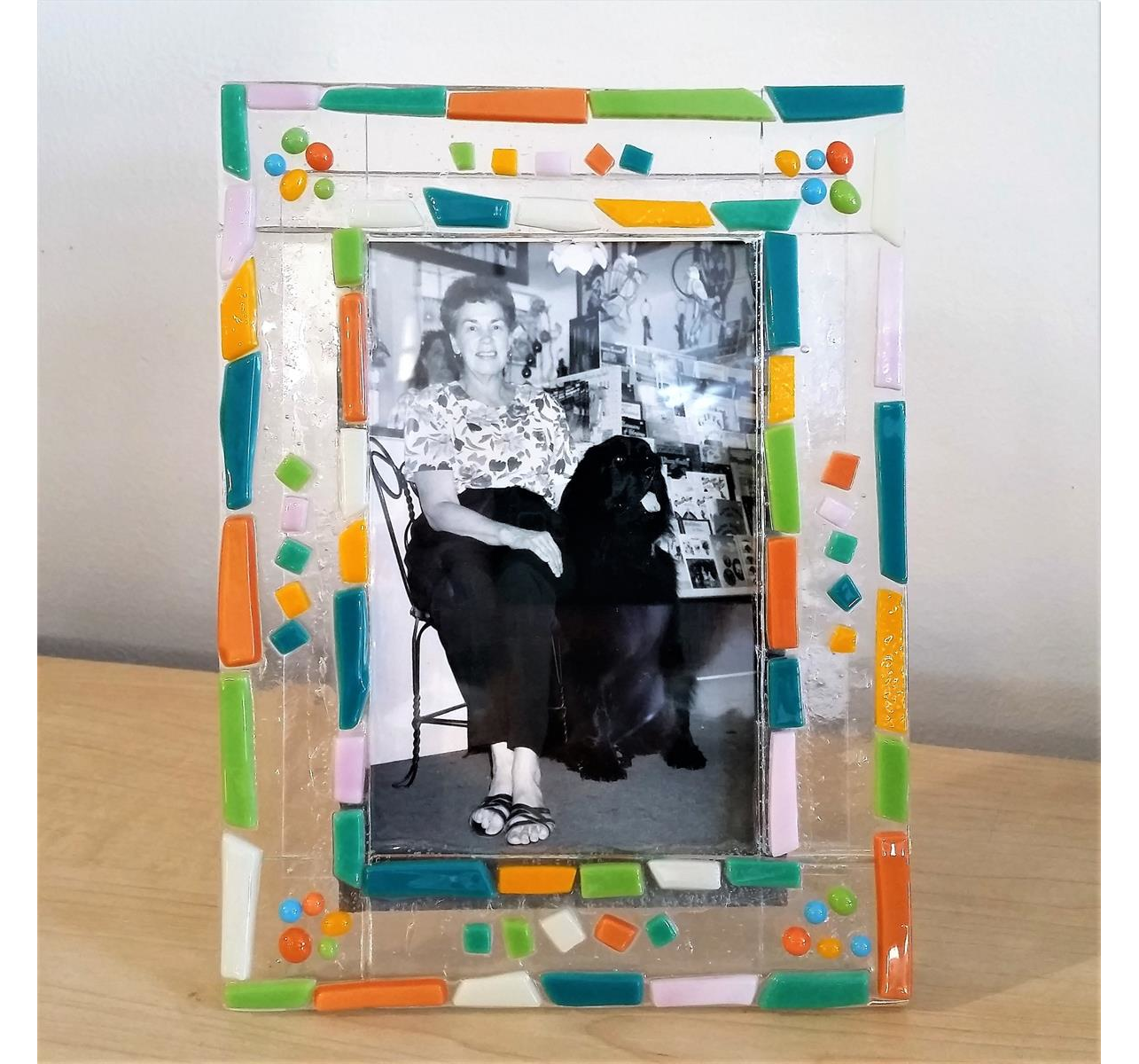 Fused Picture Frame class example