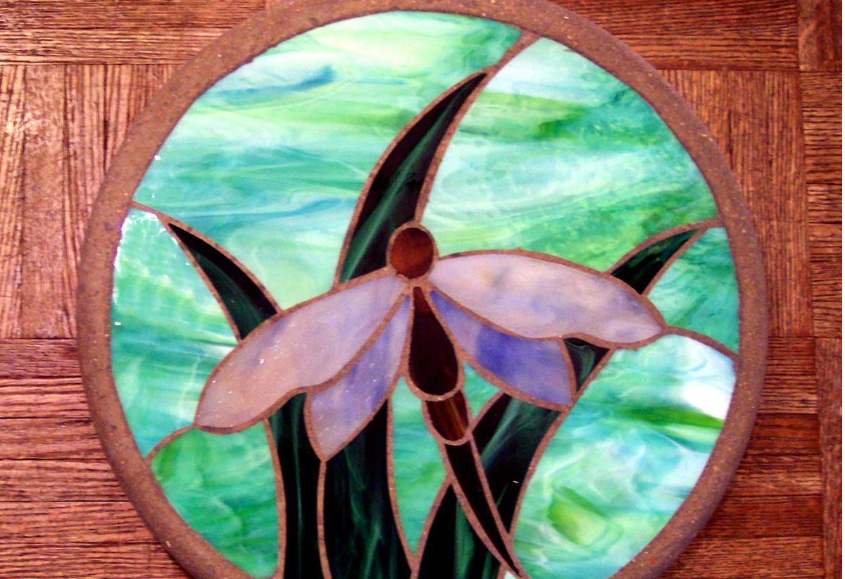 Mosaic Stepping Stone class example