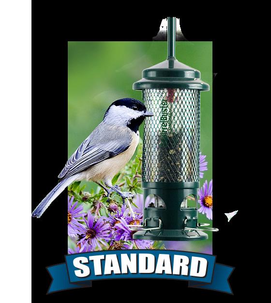 Bird seed, bird feed, and bird feeders available at Bird Watcher Supply Company