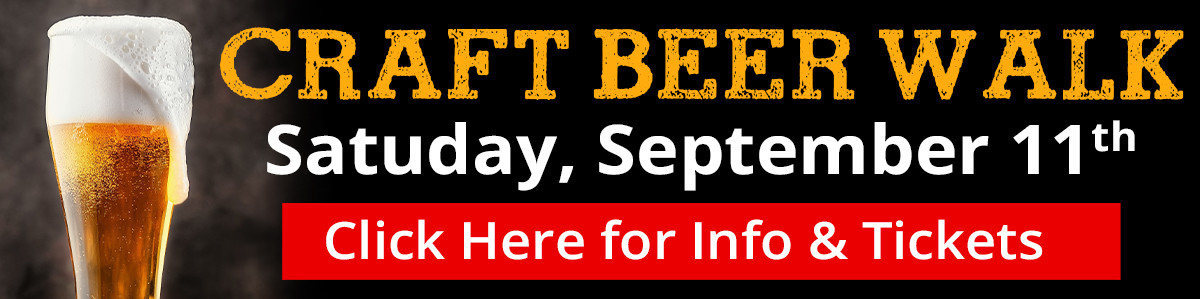Craft Beer Walk Click For Tickets