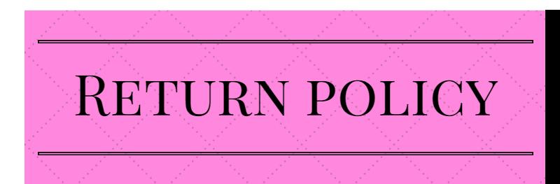 Return Policy | Cardsmart in Buffalo, NY