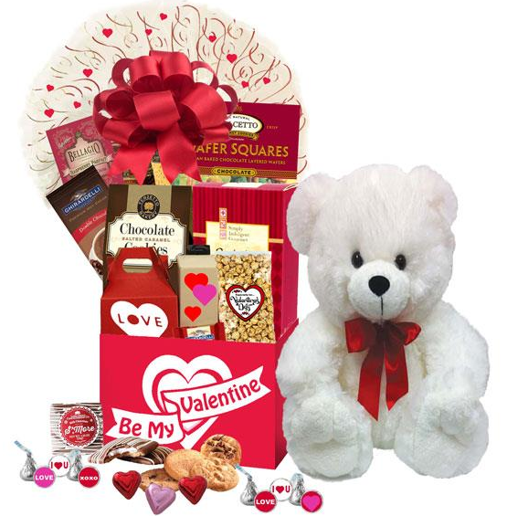 Valentines day gifts gift baskets valentine gift basket negle Image collections