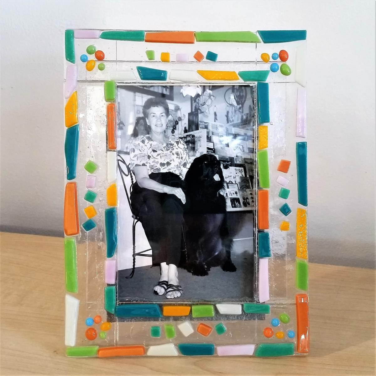 Fused Picture Frame class example.