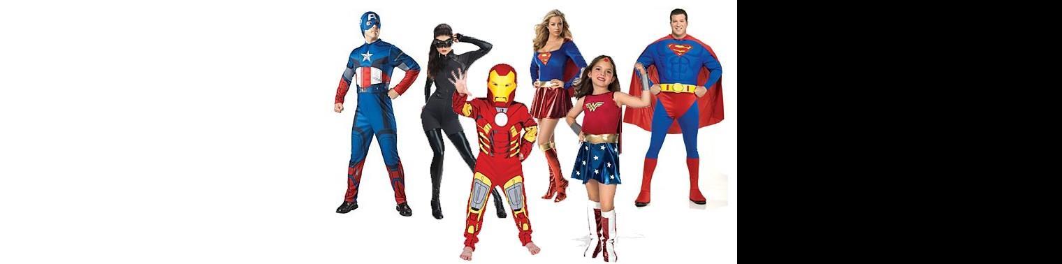 men women childrens costumes