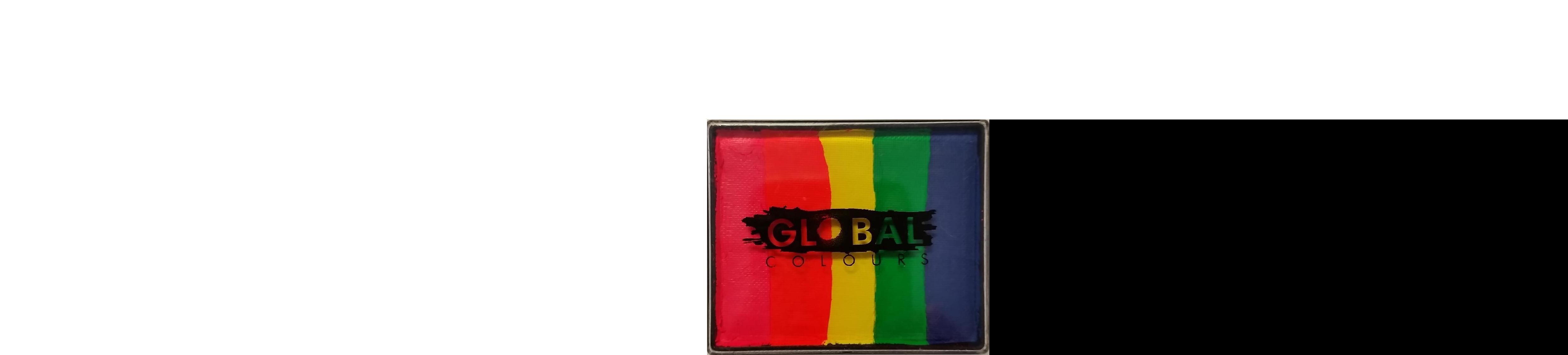 global colours rainbow palette