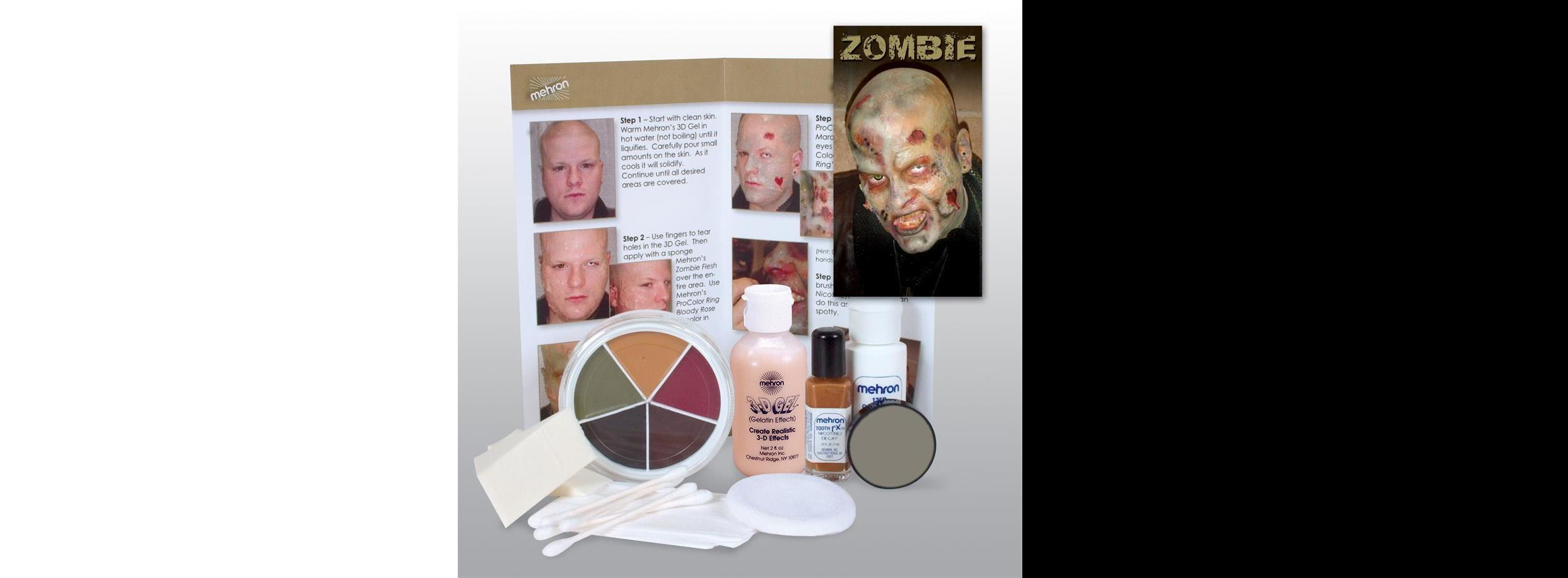 mehron makeup kits