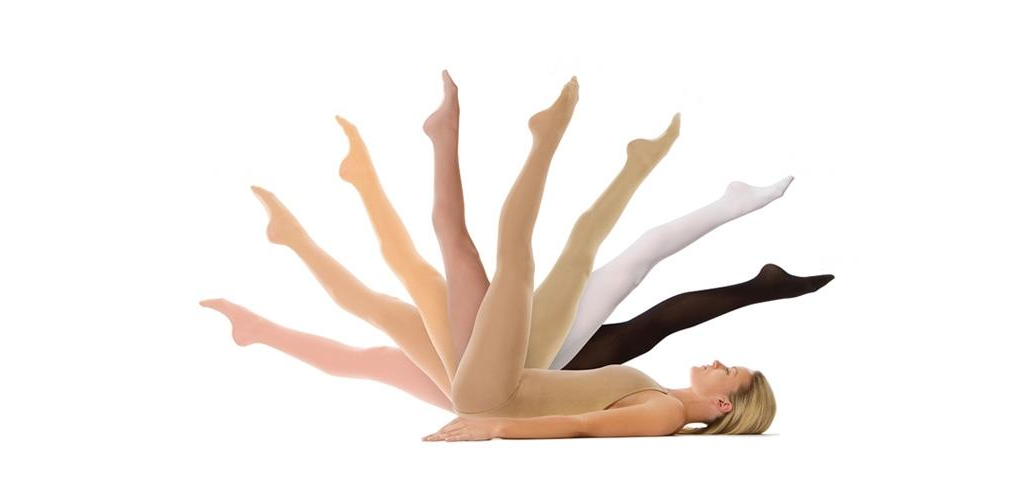 Capezio and Bodywrapper tights