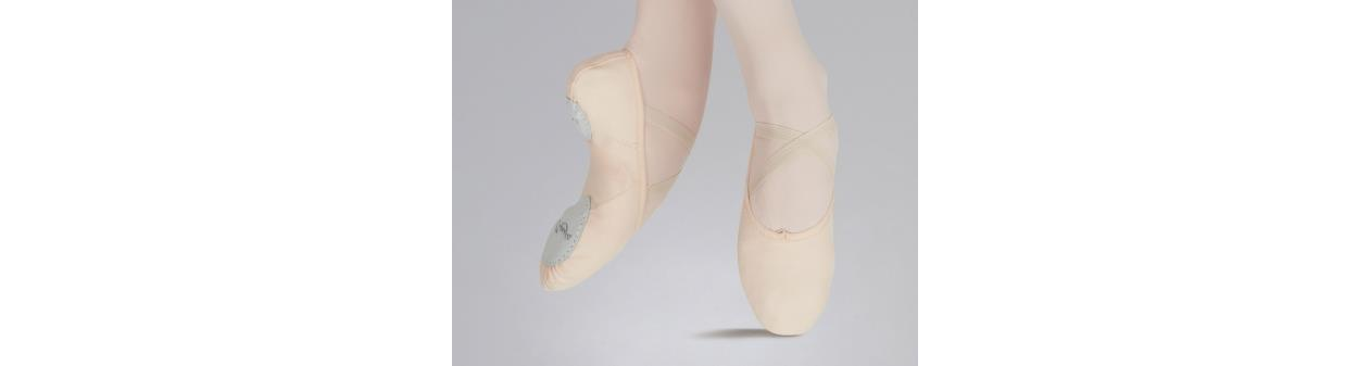 Capezio Bloch ballet shoes