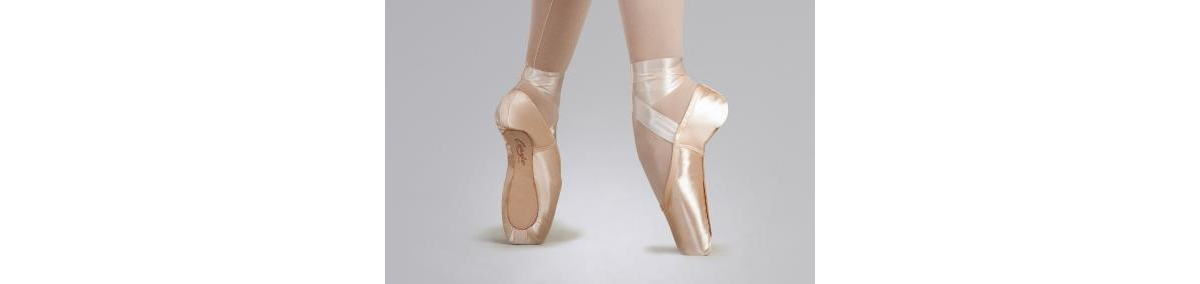 Capezio Grishko Gaynor-Minden Russian Pointe Shoes