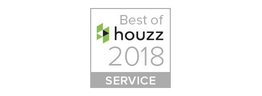 Best of Houzz 2018 Service Award