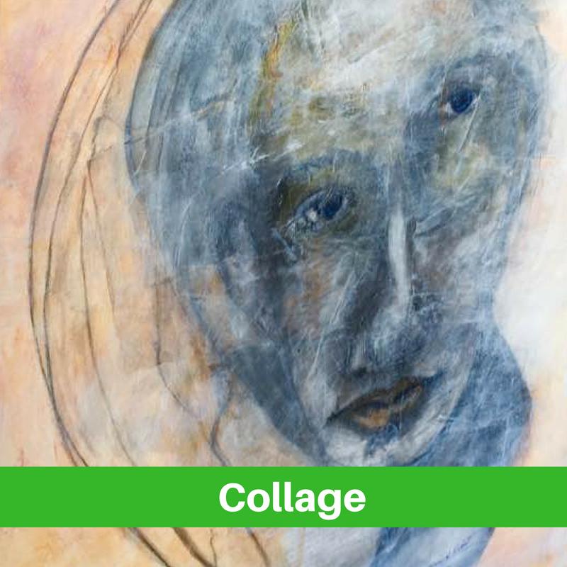 Collage art Stagecoach Gallery Platte, SD