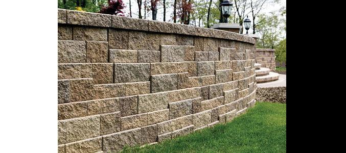 Retaining Walls Amp Pavers