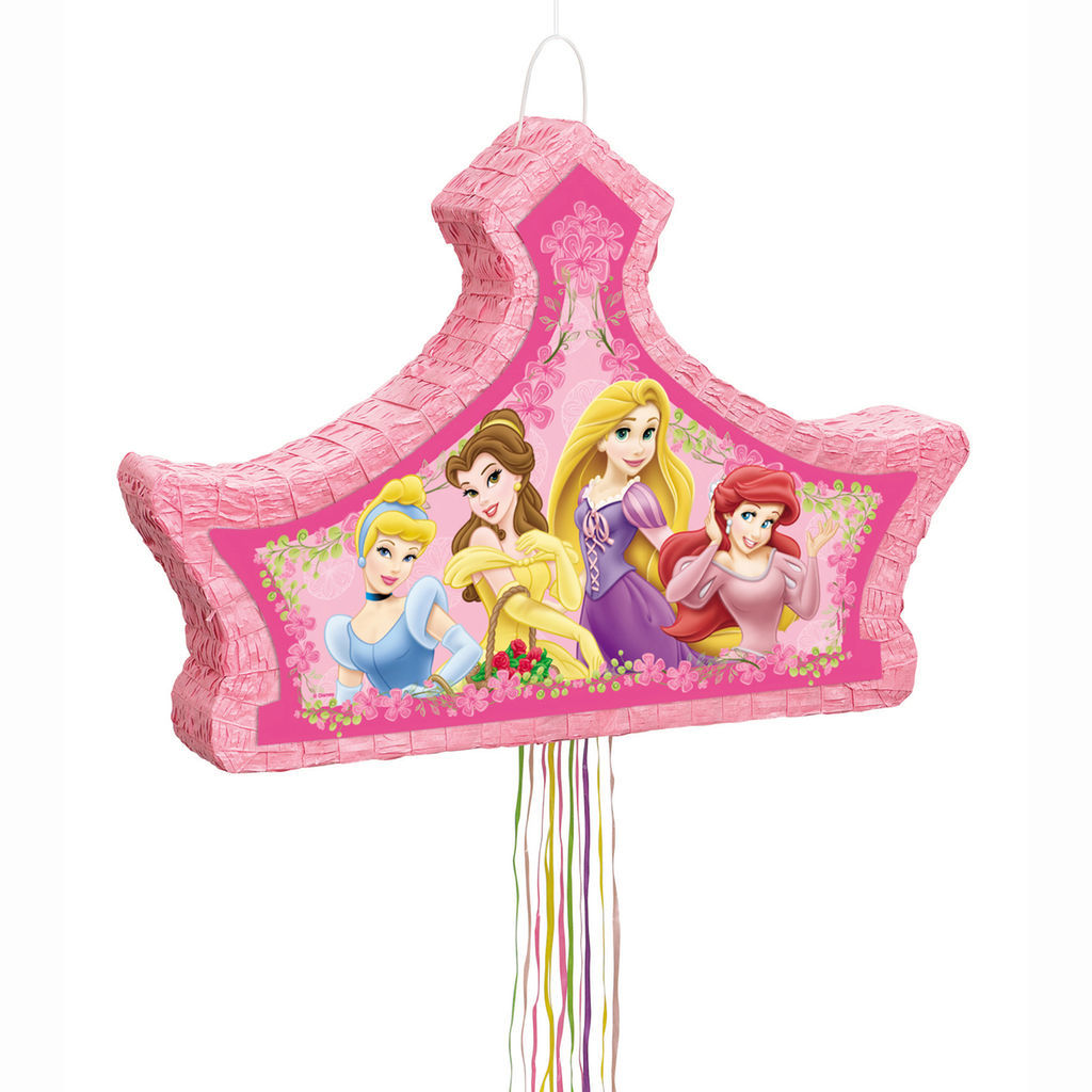 Disney Princess Crown Pinata