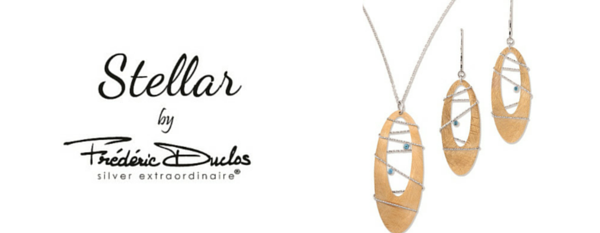 For a bold look in sterling silver try Frederic Duclos.