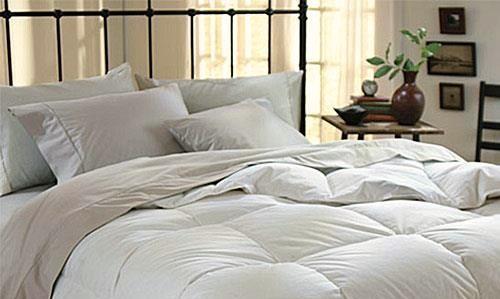 down-feather-wool-silk-cotton-duvets