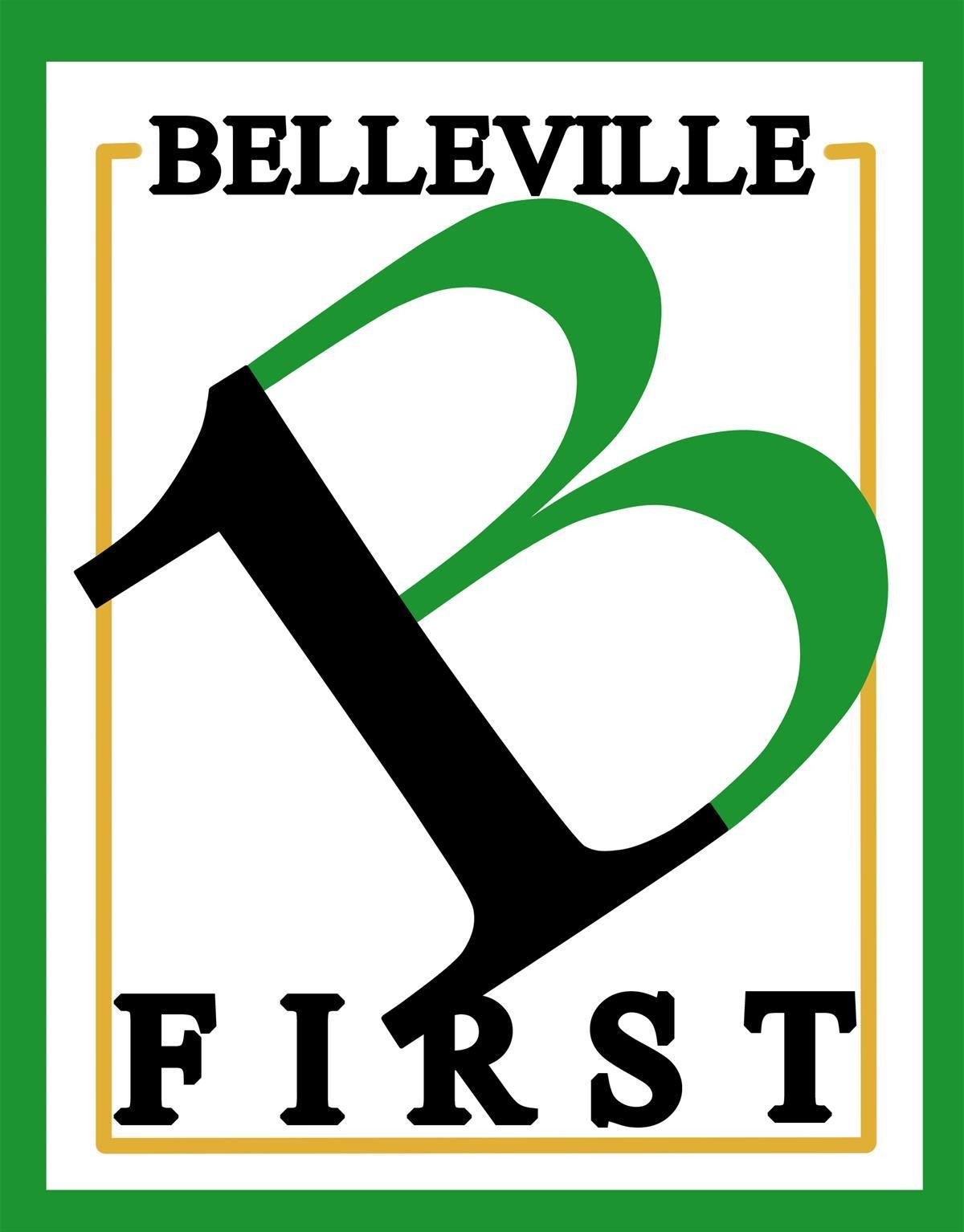Belleville First Card Belleville Main Street