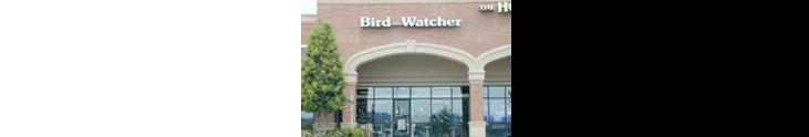 Canton location Bird Watcher Supply Company