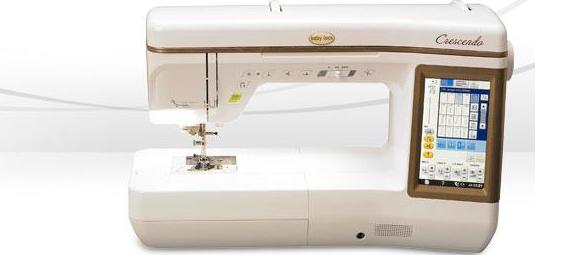Baby Lock Crescendo sewing machine