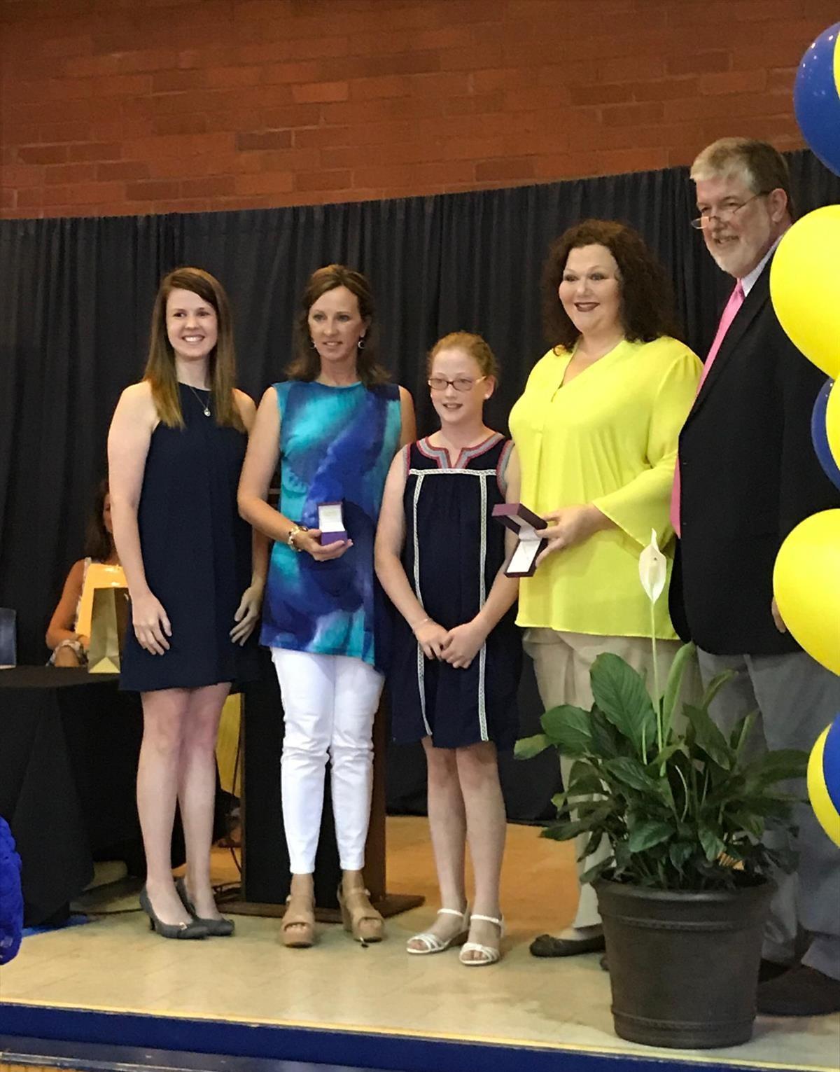 K E Butler Jeweler's Mother's Day Essay Contest Winner