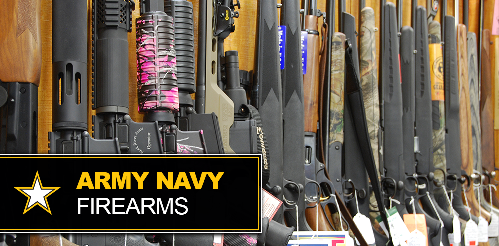 Army Navy - Firearms