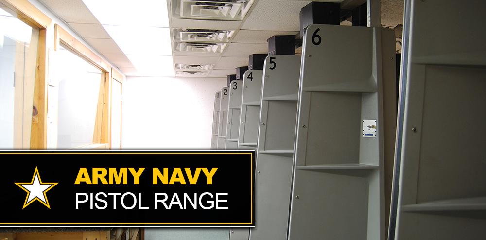Army Navy - Pistol Range