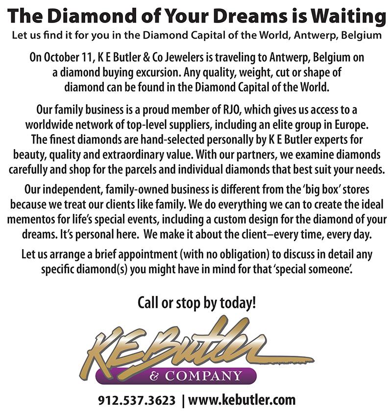 Diamond Buying Trip to Antwerp