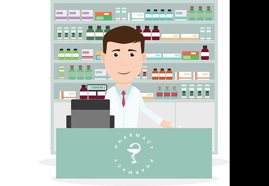 Pharmacist_Cartoon