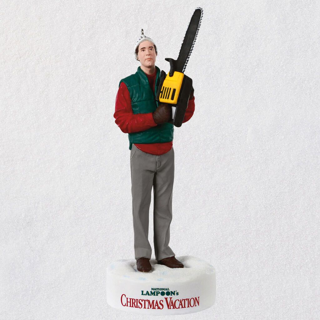 Christmas Vacation Ornament 2020 National Lampoon's Christmas Vacation™ Trimming the Tree Ornament