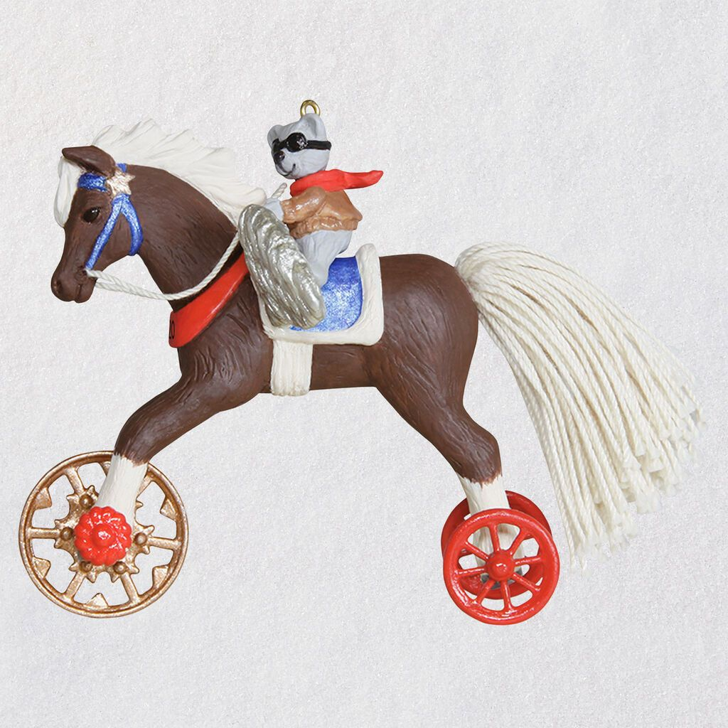 Pony For Christmas 2020 A Pony for Christmas 2020 Ornament Available July 11, 2020