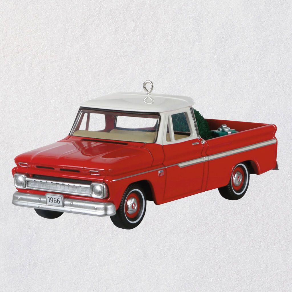 Christmas For All Pickup 2020 1966 Chevrolet® C 10 Pickup All American Trucks 2020 Metal