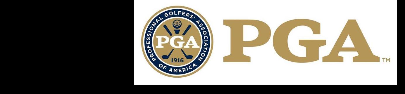 PGA logo golf