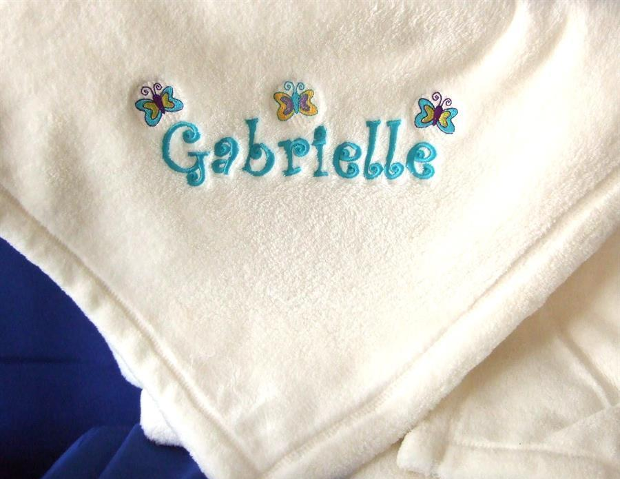 Personalized nap blanket KP1703