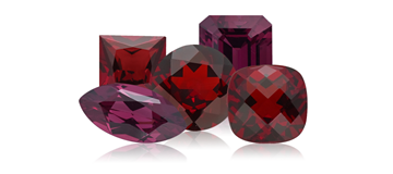 Garnet, Birthstone, January