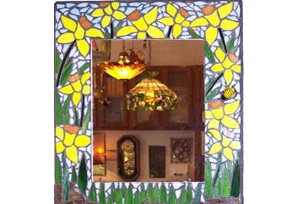 Mosaic Mirror class example