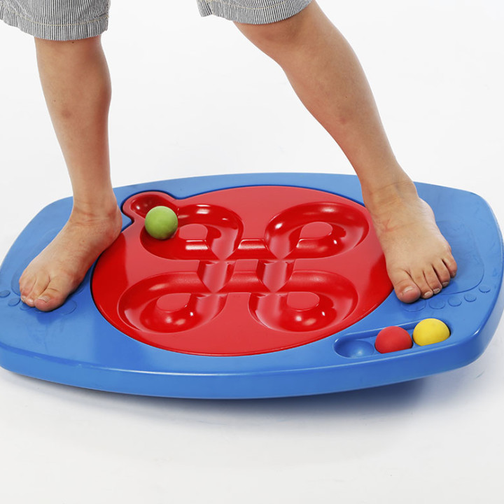 Playzone-Fit Double Maze Board
