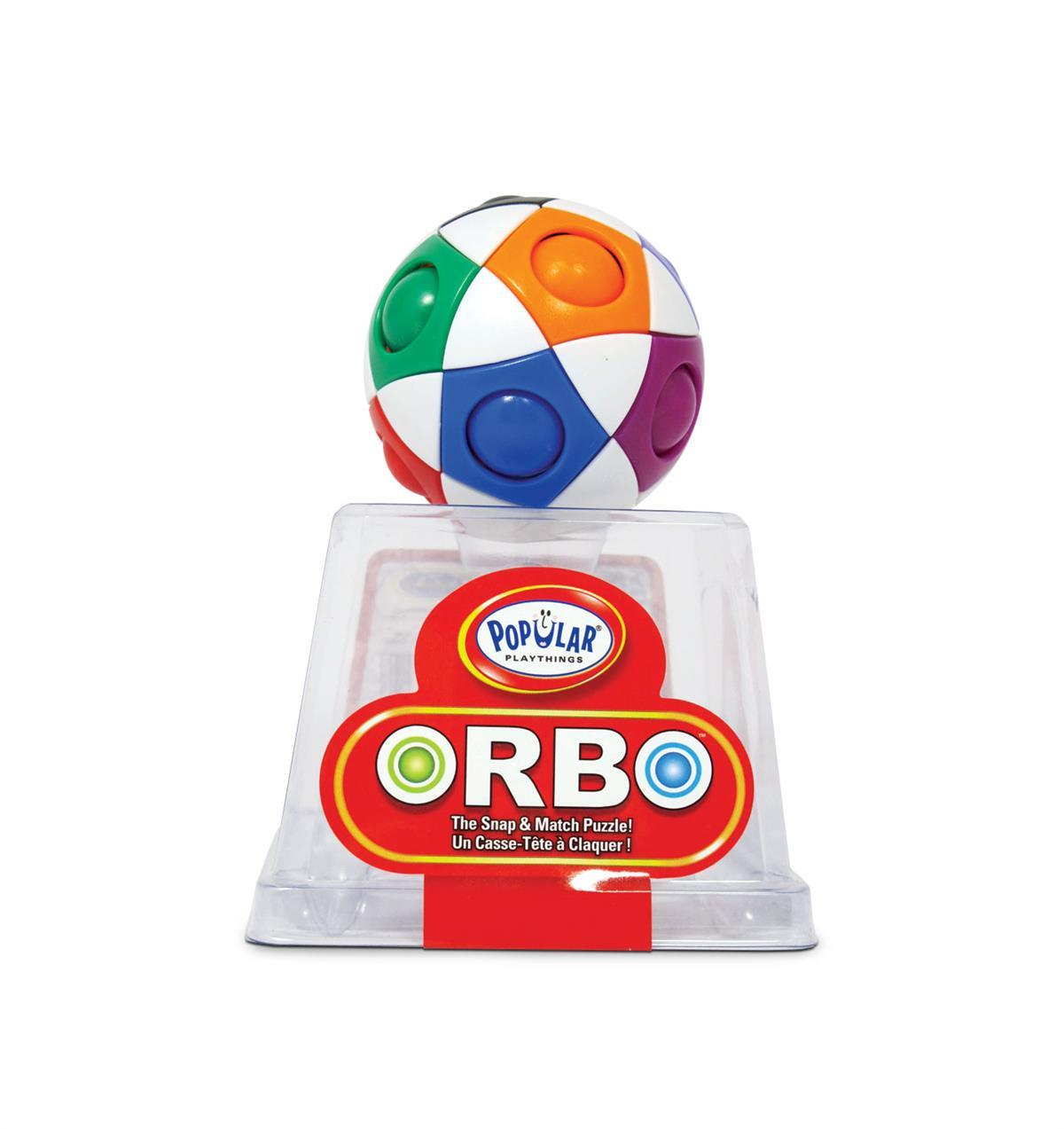 ORBO - The snap-and-match puzzle