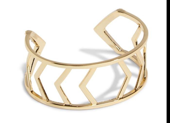 Triangle Cuff Bracelet  #22308236