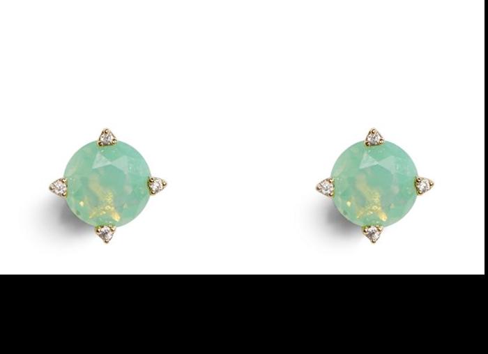 Sparkling Stud Earrings #22345236I30