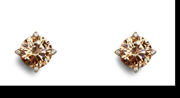 Sparkling Stud Earrings #22345236I31