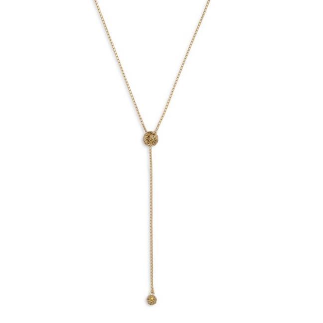 Baubles Slider Lariat Necklace  #22400236