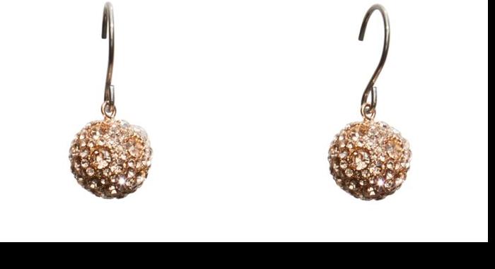 Fireball Drop Earrings  #21933G34