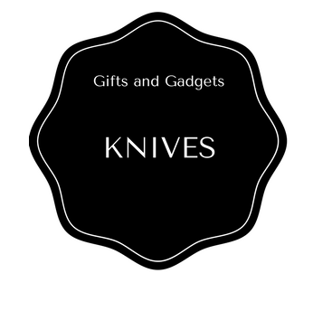 Knives at Gifts and Gadgets