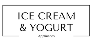 Appliances Ice Cream and Yogurt at Gifts and Gadgets