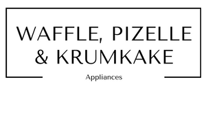 Appliances Waffle Pizelle Krumkake at Gifts and Gadgets