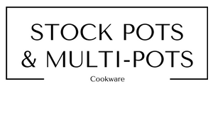 Stock Pots and Multi Pots Cookware at Gifts and Gadgets