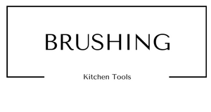Brushing Kitchen Tools at Gifts and Gadgets