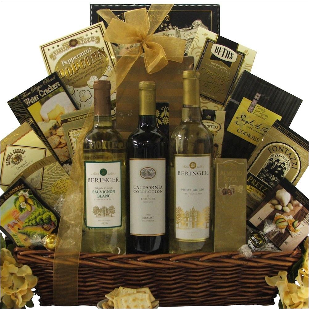 Holiday Gift Baskets | Basketfull Gift Baskets